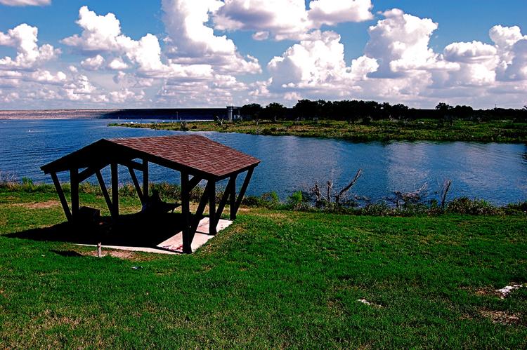 lake georgetown texas goodwater loop san gabriel trail Austin park