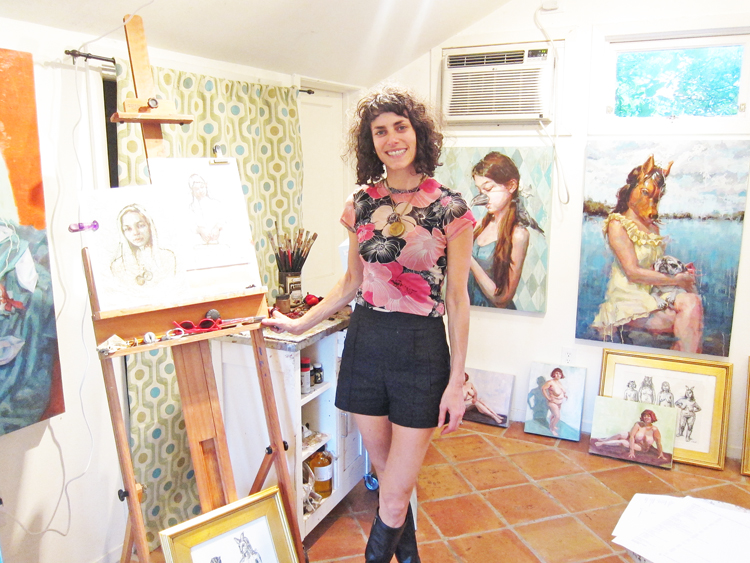 EAST-east-austin-studio-tour-art-2013-cherrywood-gallery-studio