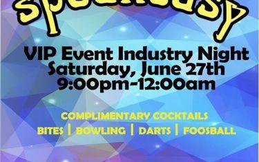 VIP Event Industry Night
