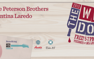 The Wine Down 2015 presented by Mark West Wines: The Peterson Brothers