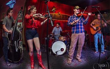 Fais-Do-Do with Gumbo Ce Soir & the Oeuval Cajun Band