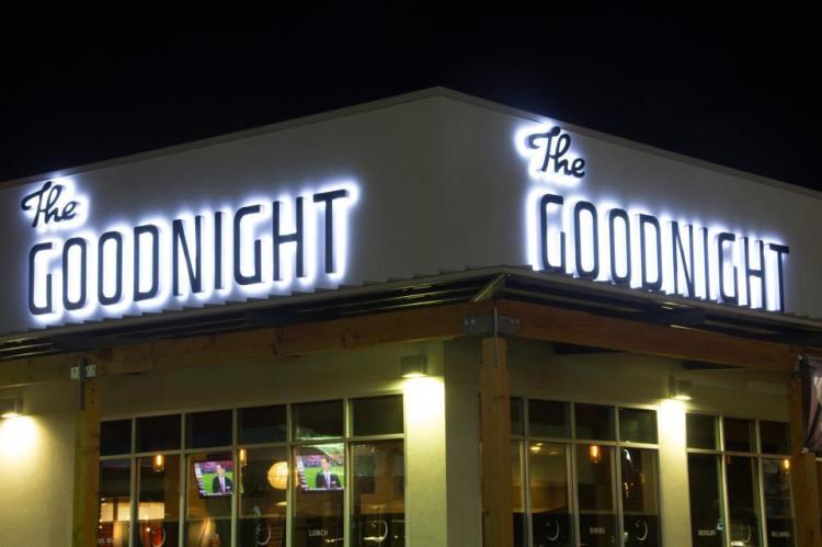Photo: Courtesy, The Goodnight on Facebook.
