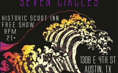 Chris Lopez Welcome Home Show with Seven Circles and Things Unsaid