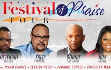 The Festival of Praise Tour 2015