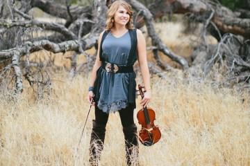 taylor davis violinist classical music live austin texas long center