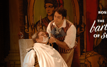 Rossini's THE BARBER OF SEVILLE