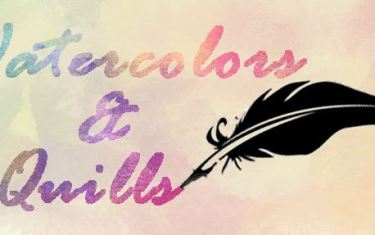 One Day Camp: Watercolors and Quills