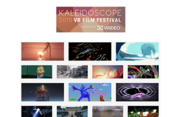 Kaleidoscope Virtual Reality Film Festival
