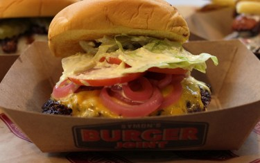 For Some Awesome Eats, Check Out Symon's Burger Joint