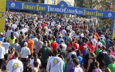 Here Are 10 Things To Love About The ThunderCloud Subs Turkey Trot!