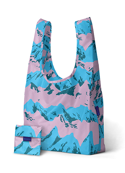 baggu reusable tote bag shopping grocery non-disposable mountain luxe apothetique boutique apothecary