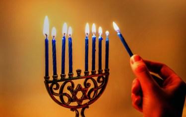 Here's How Austin Celebrates Hanukkah In Style!