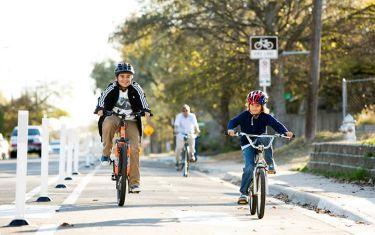 Mesa Drive Family Walk and Ride