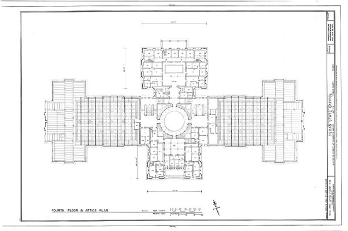 Austin youll never guess the craziest fact about the texas capitol texas state capitol building elijah meyers architect national design competition contest blueprints plans 1881 malvernweather Images