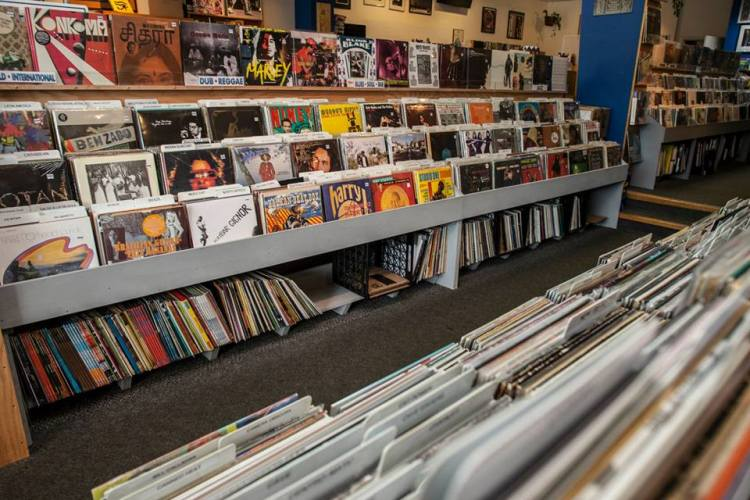Photo: Courtesy, Waterloo Records on Facebook.