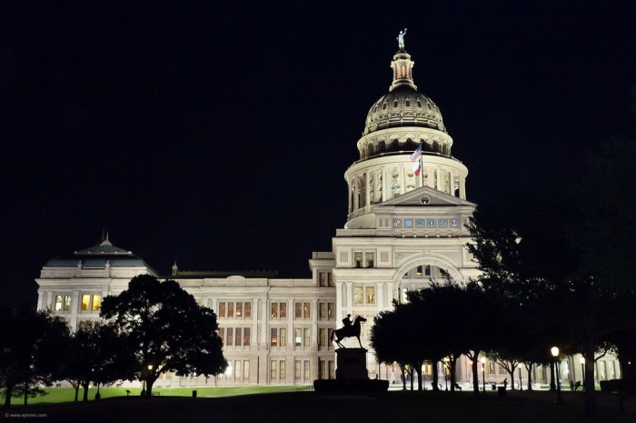 texas capitol haunted night grounds scary spooky halloween spirit presence evil poltergeist
