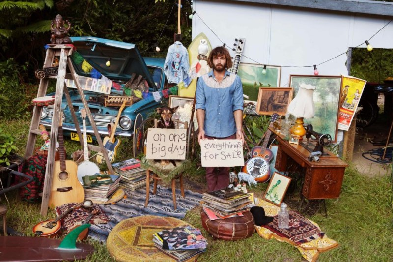 Who knows what sort of treasures await at the City-Wide Garage Sale in Belton? (Photo credit: Catland Books)