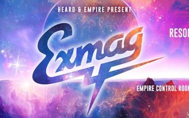 THE FUTURE FUNK REUNION :: EXMAG :: CAPYAC :: RESONANT FREQUENCY :: COLLIDOSCOPE :: FEB 11 AT EMPIRE