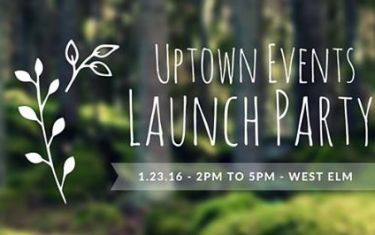 Uptown Event's Launch Party