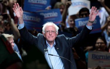 Hillary Clinton & Bernie Sanders Launch Campaigns In Austin