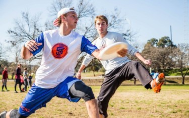 Austin Now Has A Professional Ultimate Frisbee Team!