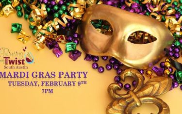 MARDI GRAS PARTY – All Invited!