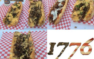 1776 Second Cheesesteak Eating Competition