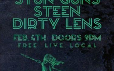 Solstice Presents Local Love at the Lazy Lizard