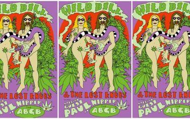 Wild Bill & The Lost Knobs / Paul Nipper