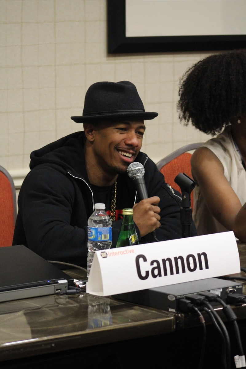 Nick Cannon at SXSW
