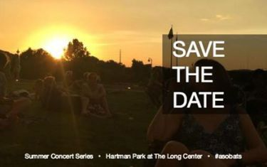 SAVE THE DATE | Summer Concert Series