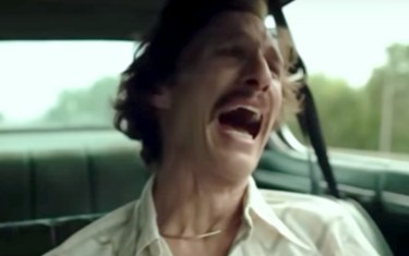 We Can't Stop Watching Matthew McConaughey Make Strange Noises For Some Reason