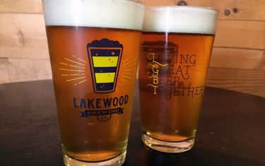 Loving Great Beer Together (LGBT) with Lakewood Brewing