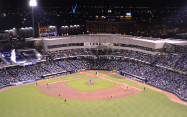 Oklahoma City Dodgers vs. Round Rock Express