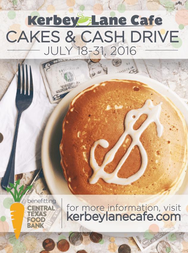 Kerbey pancake poster