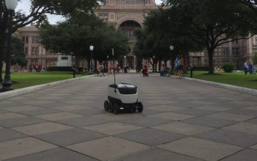 Enterprising Company Starship Technologies Brings Delivery Robots To Austin