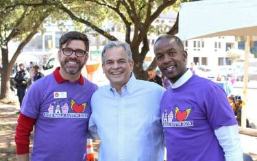 Mark Your Calendar For The 29th Annual AIDS Walk Austin