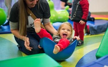 Take Stir Crazy Kids To The Children's Museum, Jumpstreet On Rainy Austin Days