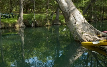 Wimberley's Blue Hole Provides A Classic Texas Hill Country Swimming Experience