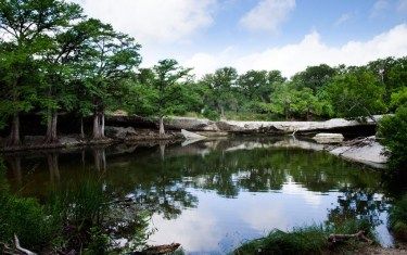 McKinney Falls State Park's Upper Falls Is The Place To Go To Cool Off