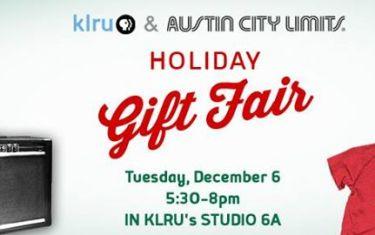 2016 Austin City Limits / KLRU Holiday Gift Fair