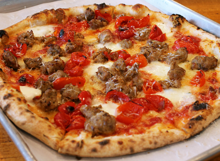 San Gennaro Pizza