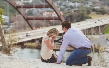 Thinking About Proposing? Consider These Romantic Places In Austin