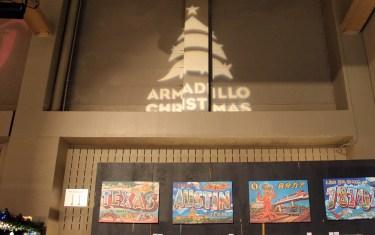 Armadillo Christmas Bizarre: Provocative Fine Art Presents for 2016
