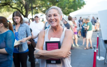 Texas Book Festival Wants To Feature You!