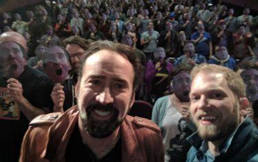 Nicolas Cage Shocks Austin Fans With Random Edgar Allan Poe Reading And Marriage Proposal