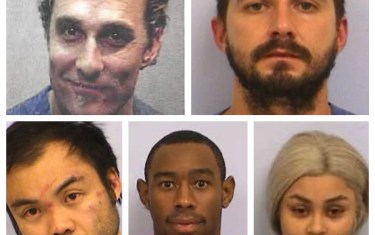 Busted! Here are the 8 Most Shocking Celebrity Arrests to Happen in Austin