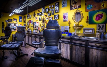 Here's Your Inked-Up Guide To Some Of Austin's Favorite Tattoo Shops