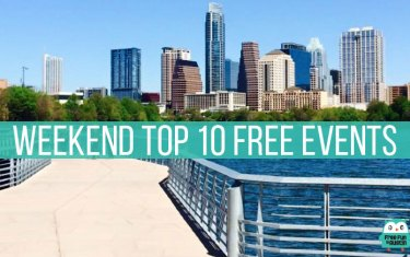 Weekend Top 10 FREE Events, February 10-12, 2017