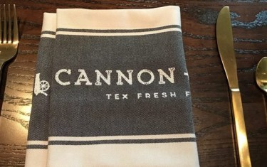Get a Dose of Austin History with Your Lunch at Cannon & Belle